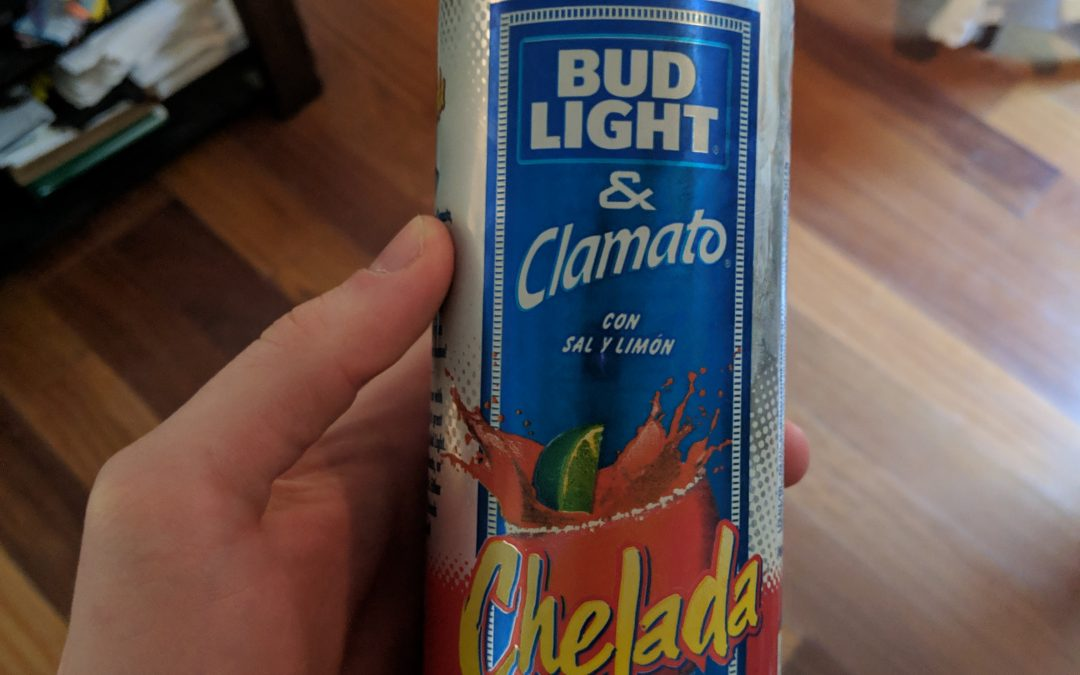 Review: Bud Light & Chelada Clamato