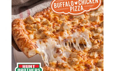 Hunt Brothers Brings Back Buffalo Chicken Pizza
