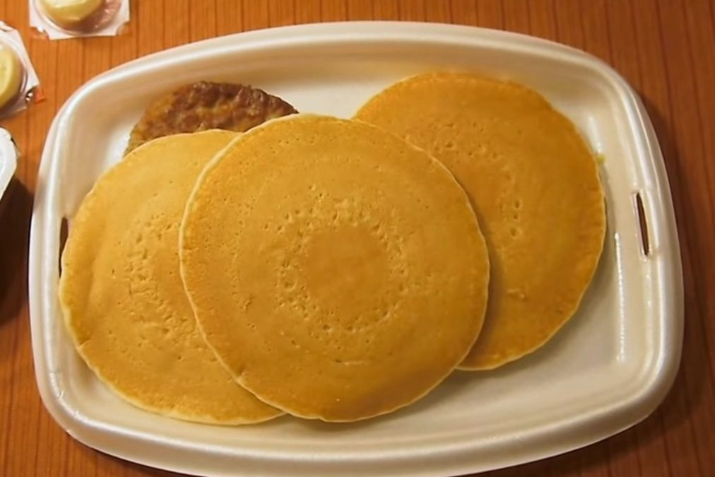 Review: McDonald's Breakfast Hotcakes – Best Fast Food Pancakes?