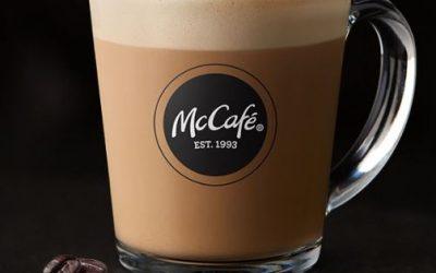 Review: McDonald's Cappuccino – Mocha McCafé