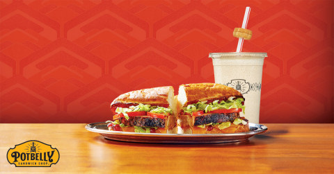 Potbelly Offers Turducken Sandwich & Pumpkin Pie Shake