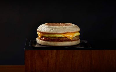 Review: Starbucks Breakfast Sandwich – Sausage, Egg & Cheese